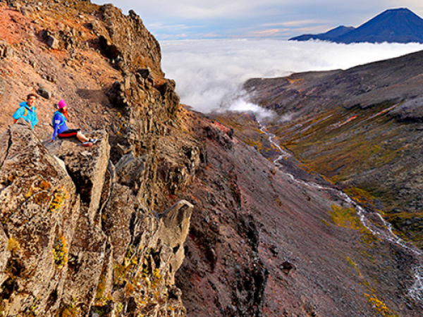 Tongariro Alpine Crossing - Tongariro Volcanic Adventures,