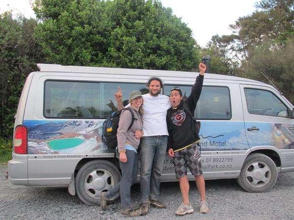 Tongariro Alpine Crossing - Tongariro Track Transport,
