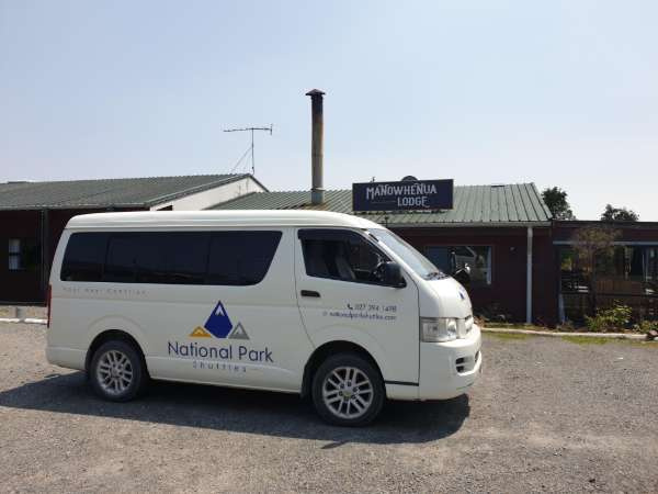 Tongariro Alpine Crossing - National Park Shuttles,