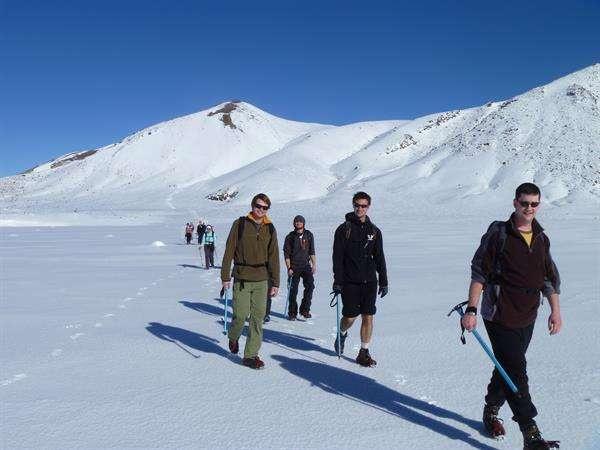 Tongariro Alpine Crossing - Adventure Outdoors Tongariro NZ,