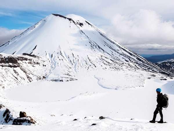 Tongariro Alpine Crossing - Adrift Tongariro Guiding,